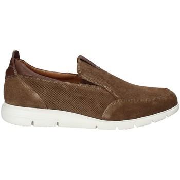 Topánky Muži Slip-on Impronte IM91033A Béžová