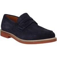 Topánky Muži Mokasíny Impronte IM91052A Modrá