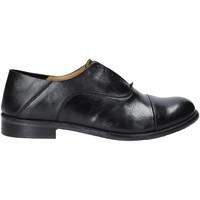 Topánky Muži Derbie Exton 3103 čierna