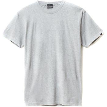 Oblečenie Muži Tričká s krátkym rukávom Napapijri N0YIEL Šedá