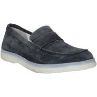 Topánky Muži Mokasíny Marco Ferretti 360006MF Modrá