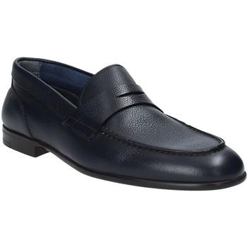 Topánky Muži Mokasíny Marco Ferretti 160973MF Modrá