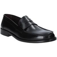 Topánky Muži Mokasíny Marco Ferretti 160900MF čierna