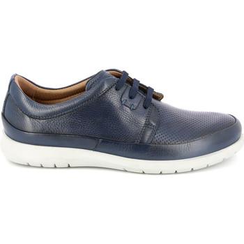 Topánky Muži Nízke tenisky Grunland SC4450 Modrá