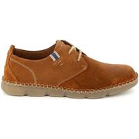 Topánky Muži Derbie Grunland SC4527 Hnedá
