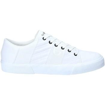 Topánky Muži Módne tenisky Byblos Blu 2MA0003 LE9999 Biely