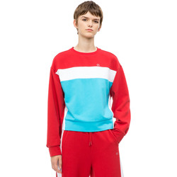 Oblečenie Ženy Mikiny Calvin Klein Jeans 00GWH8W356 Červená