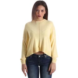 Oblečenie Ženy Svetre Liu Jo M19137MA610 žltá