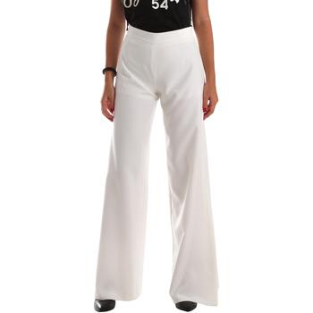 Oblečenie Ženy Padavé nohavice Fracomina FR19SP637 Biely
