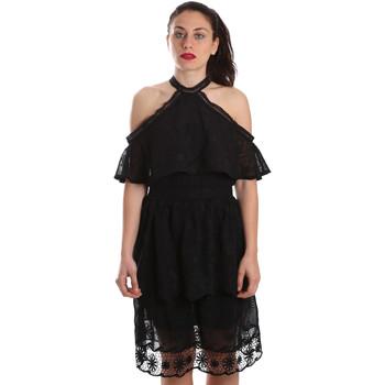 Oblečenie Ženy Krátke šaty Fracomina FR19SP539 čierna
