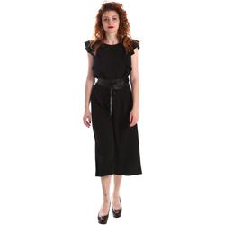 Oblečenie Ženy Módne overaly Fracomina FR19SP662 čierna