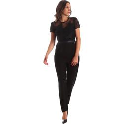 Oblečenie Ženy Módne overaly Fracomina FR19SP673 čierna