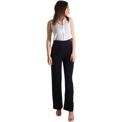 Oblečenie Ženy Módne overaly Fracomina FR19SP008 Modrá