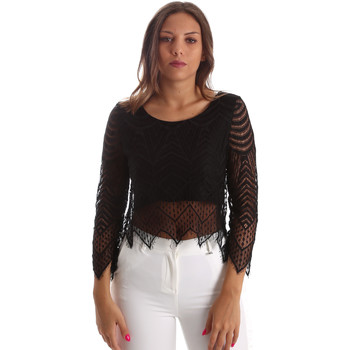 Oblečenie Ženy Blúzky Fracomina FR19SP099 čierna