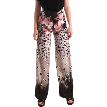 Oblečenie Ženy Padavé nohavice Fracomina FR19SM014 čierna