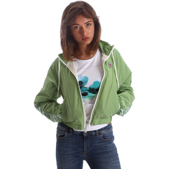 Oblečenie Ženy Vrchné bundy Invicta 4431555/D Zelená