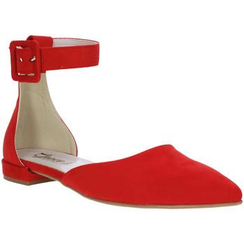 Topánky Ženy Balerínky a babies Grace Shoes 977003 Červená