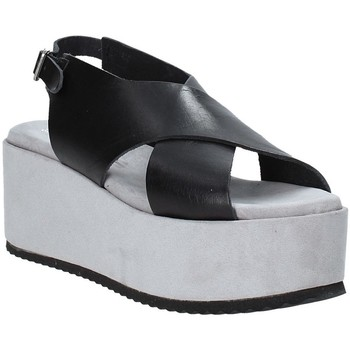 Topánky Ženy Sandále Pregunta IBH6653 čierna