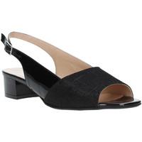 Topánky Ženy Sandále Soffice Sogno E8113T čierna