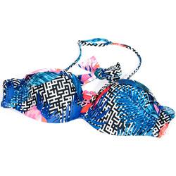 Oblečenie Ženy Plavky kombinovateľné Ea7 Emporio Armani 912089 9P432 Modrá