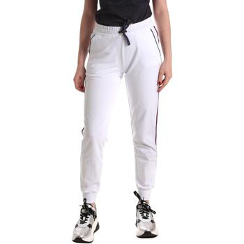 Oblečenie Ženy Tepláky a vrchné oblečenie Ea7 Emporio Armani 3GTP54 TJ31Z Biely
