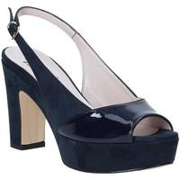 Topánky Ženy Sandále Grace Shoes 679004 Modrá