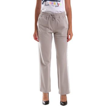 Oblečenie Ženy Tepláky a vrchné oblečenie U.S Polo Assn. 52409 51314 Šedá