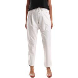 Oblečenie Ženy Nohavice Chinos a Carrot U.S Polo Assn. 51478 51302 Biely