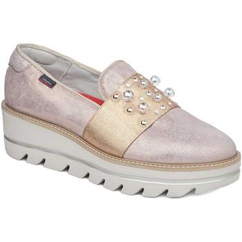 Topánky Ženy Mokasíny CallagHan 14821 Ružová