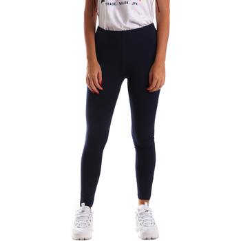 Oblečenie Ženy Legíny Key Up 5LI22 0001 Modrá