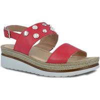 Topánky Ženy Sandále Pitillos 5653 Červená