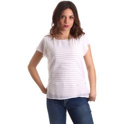 Oblečenie Ženy Blúzky NeroGiardini P962470D Biely