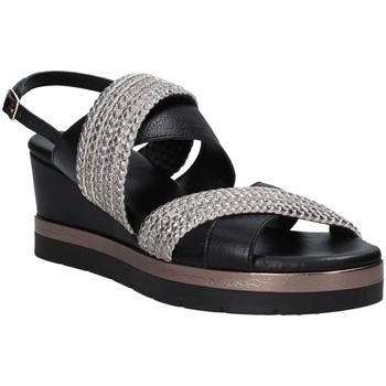 Topánky Ženy Sandále Inuovo 121007 čierna