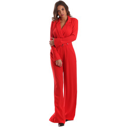 Oblečenie Ženy Módne overaly Byblos Blu 2WD0010 TE0012 Červená