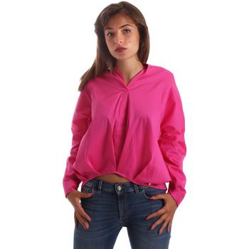 Oblečenie Ženy Košele a blúzky Byblos Blu 2WR0004 TE0014 Ružová