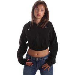 Oblečenie Ženy Mikiny Byblos Blu 2WF0005 TE0042 čierna