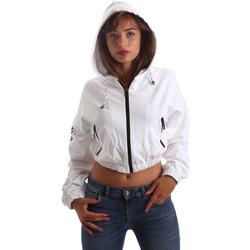 Oblečenie Ženy Mikiny Byblos Blu 2WF0005 TE0042 Biely