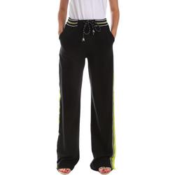 Oblečenie Ženy Tepláky a vrchné oblečenie Byblos Blu 2WP0015 TE0039 čierna