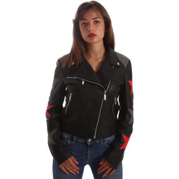 Oblečenie Ženy Kožené bundy a syntetické bundy Byblos Blu 2WS0002 LE0007 čierna