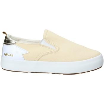 Topánky Ženy Slip-on Gas GAW910105 Béžová