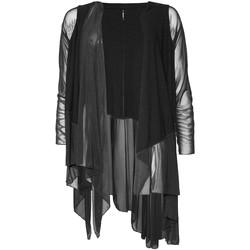 Oblečenie Ženy Blúzky Smash S1953411 čierna
