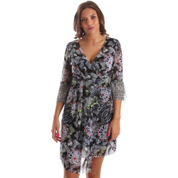Oblečenie Ženy Krátke šaty Smash S1984413 čierna