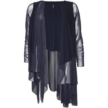Oblečenie Ženy Cardigany Smash S1953411 Modrá