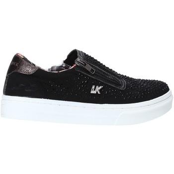 Topánky Ženy Slip-on Lumberjack SW54705 004 U50 čierna