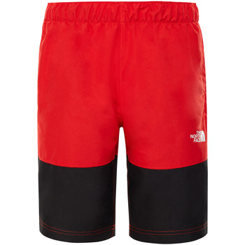 Oblečenie Deti Plavky  The North Face T93NNH Červená