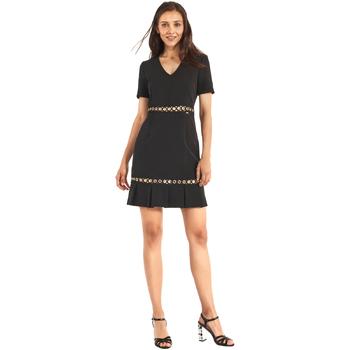 Oblečenie Ženy Krátke šaty Gaudi 911FD15006 čierna