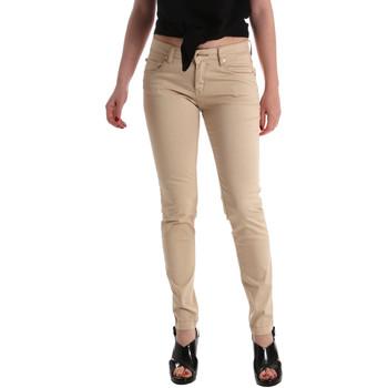 Oblečenie Ženy Rifle Skinny  Gaudi 911BD25010 Béžová