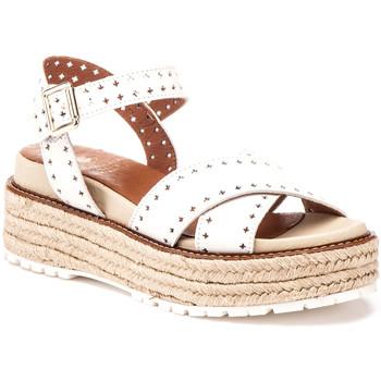 Topánky Ženy Sandále Lumberjack SW43706 004 B01 Biely