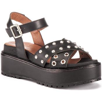 Topánky Ženy Sandále Lumberjack SW43706 004 Q12 čierna