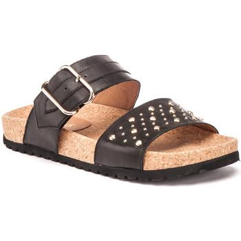 Topánky Ženy Šľapky Lumberjack SW57506 001 Q12 čierna